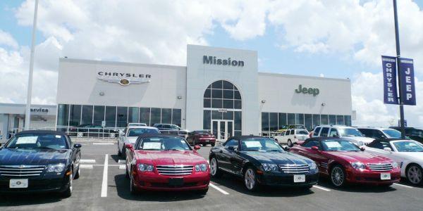 Mission Chrysler Dealership. 2006 San Antonio ...